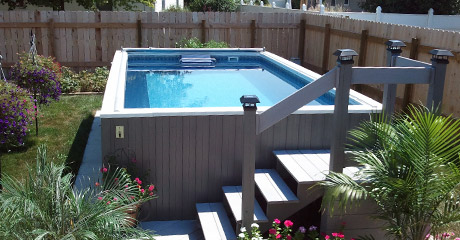 Endless Pools Swim Spas Spa Pools Plunge Pools